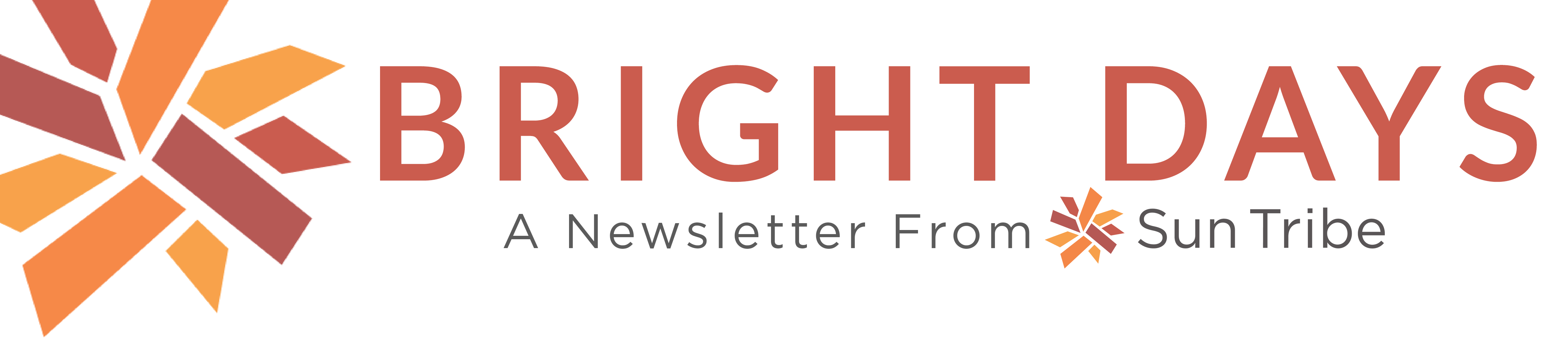 Bright Days - a solar email newsletter from Sun Tribe