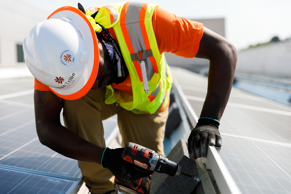 The Virginia Clean Energy Act will help create jobs in solar