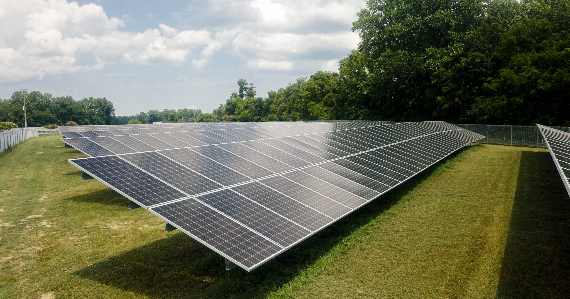 Sun Tribe solar project provides alternative power option for municipalities.
