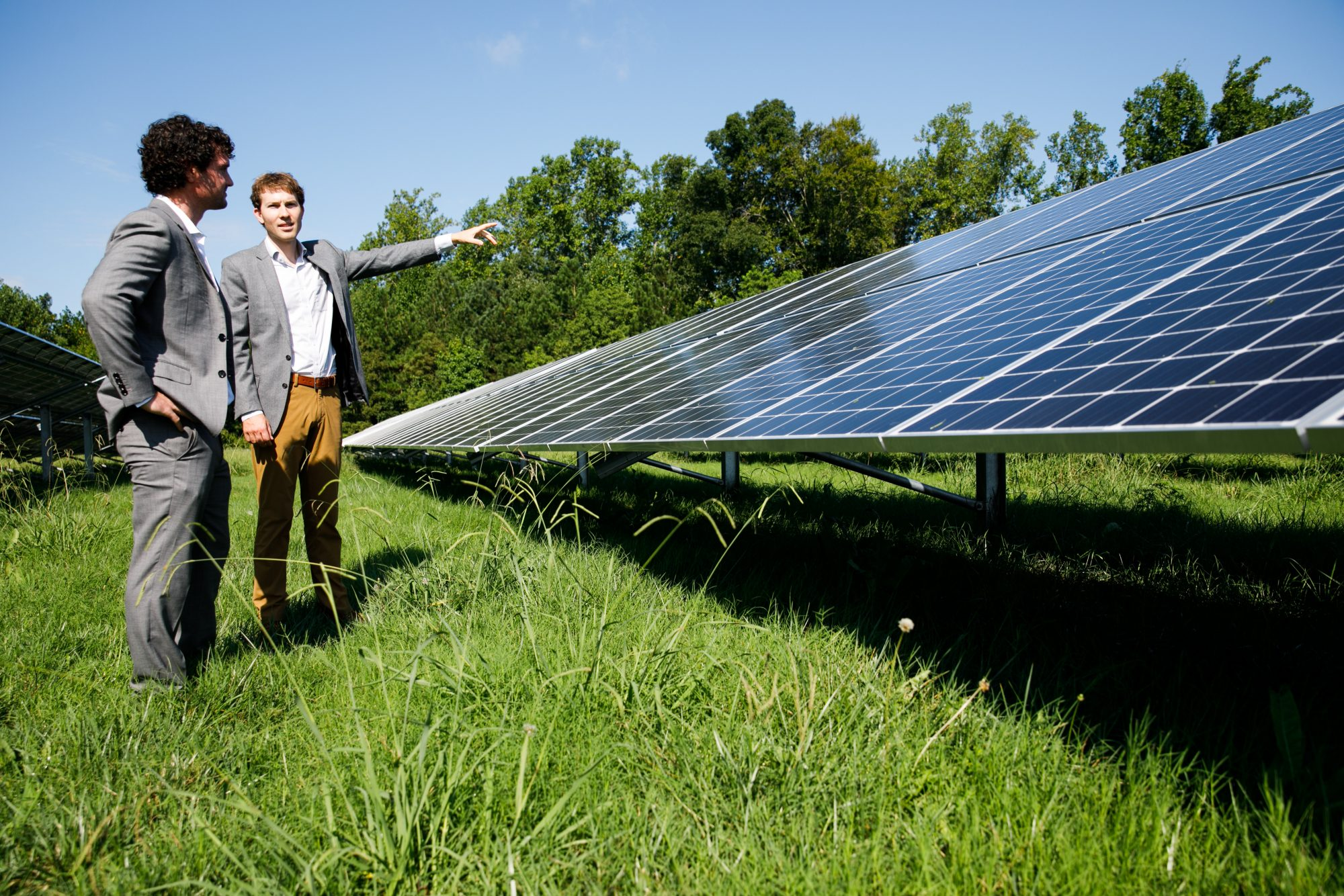 Sun Tribe takes pride in the quality of work offered for our solar projects.