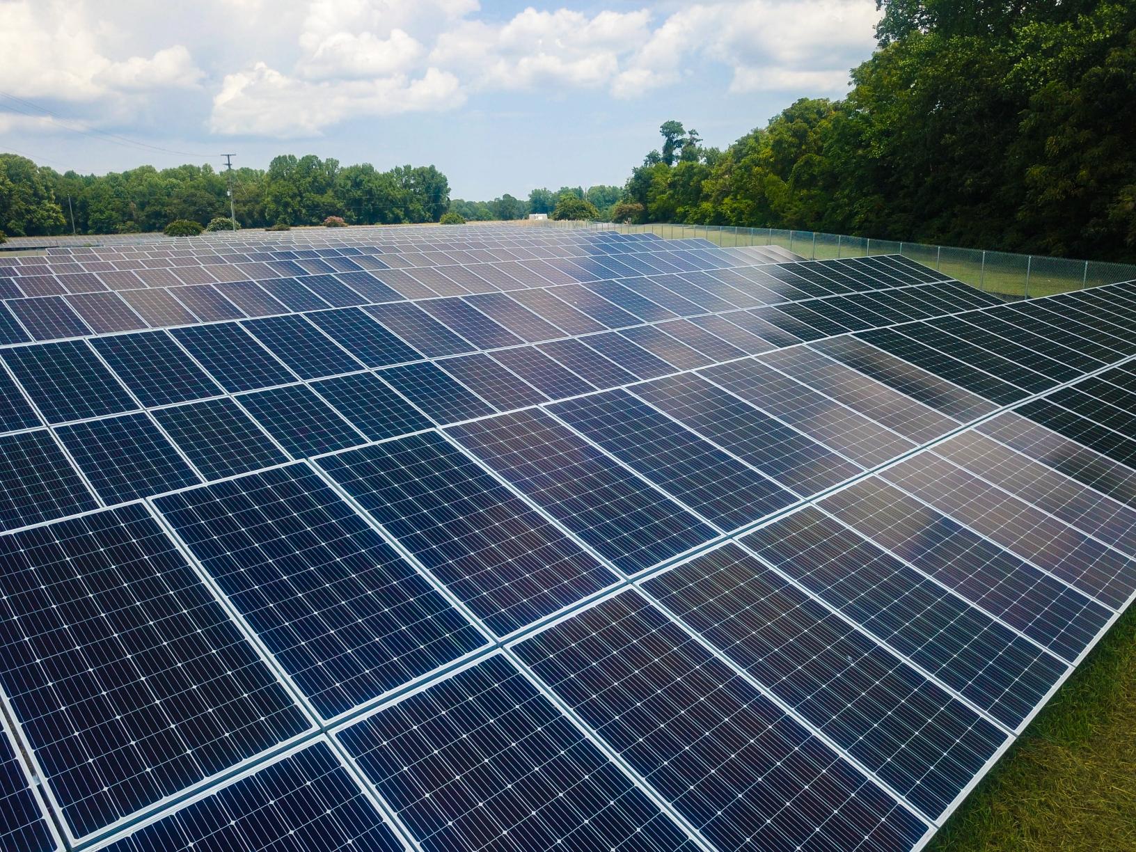 Haynesville Correctional Facility Solar Project - Sun Tribe
